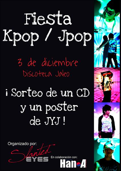 fiesta kpop madrid 2011