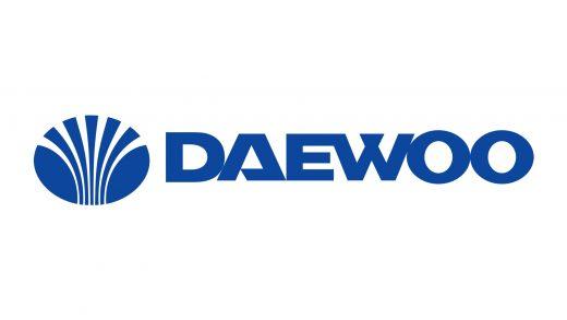 Logo Daewoo. Fuente: Google.