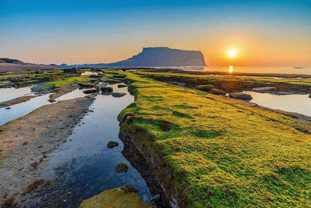 Paisaje de Jeju. Fuente: Google Search.