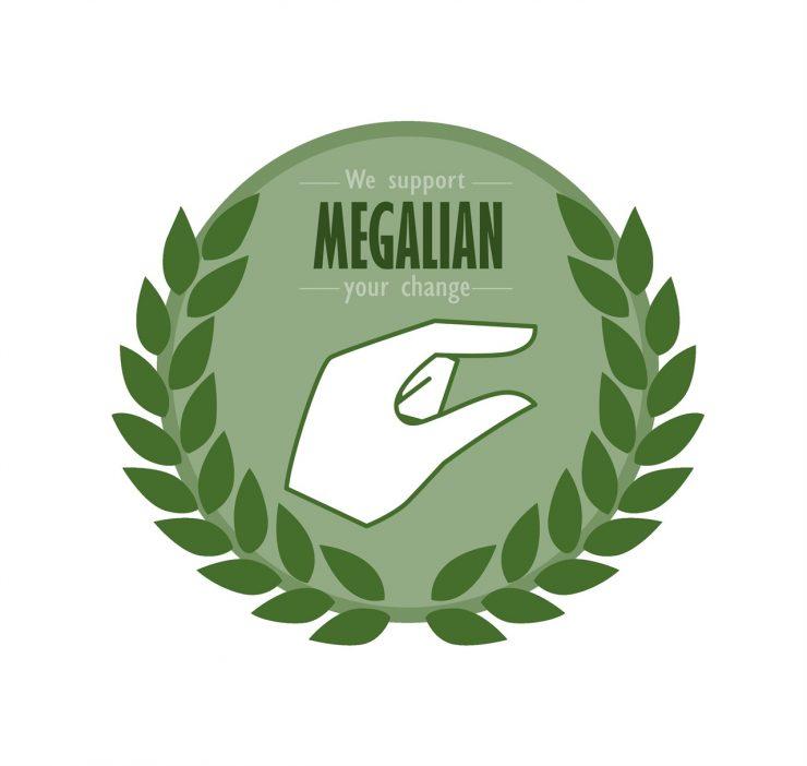 Megalian logo.