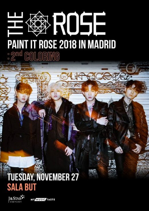 the rose madrid 1