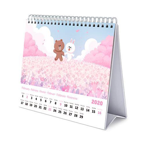 calendario line
