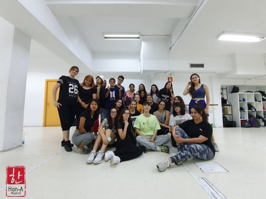 workshop kpop