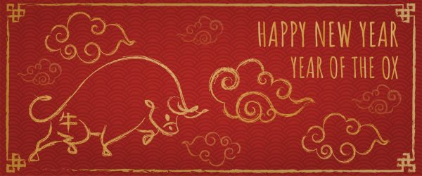 Año nuevo lunar, año del buey