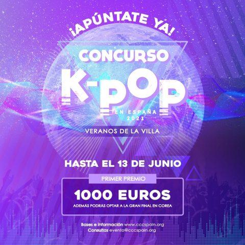 kpop world festival 2021 España